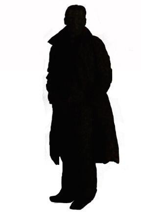 Back > Gallery For > Detective Silhouette