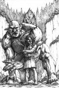 The Wallis Troll - Pencils
