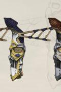 Maskins Arm Spread